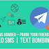 SMS Bomber - Prank your Friends by Sending Unlimited SMS Online | Text Bombing