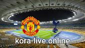 مباراة توتنهام ومانشستر يونايتد بث مباشر بتاريخ 11-04-2021 الدوري الانجليزي