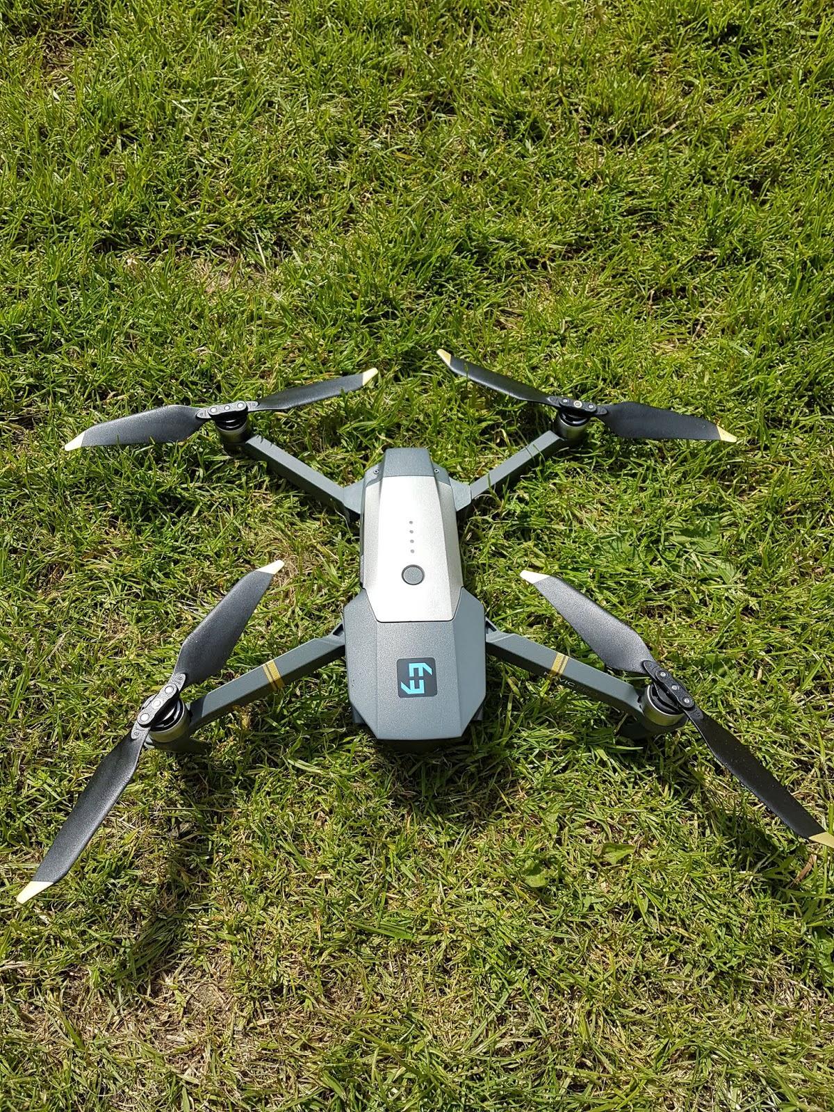 drone dji mavic pro platinum  | 750 x 500