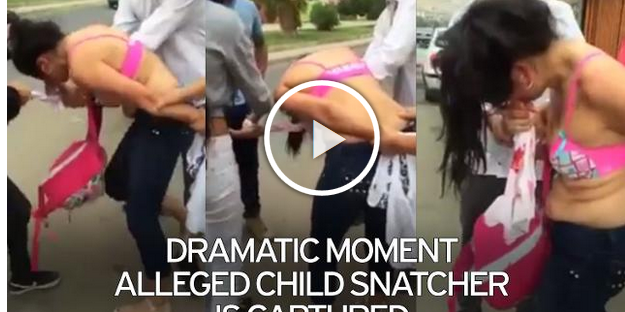 Woman Beaten and Str!pped Na ked By Angry Passengers …..You Can't Imagine What She Was Cau ght Doing!