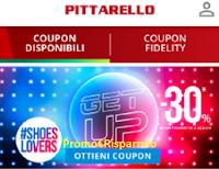 Logo Pittarello Fidelity: scarica il coupon con lo sconto del 30% su un prodotto a tua scelta
