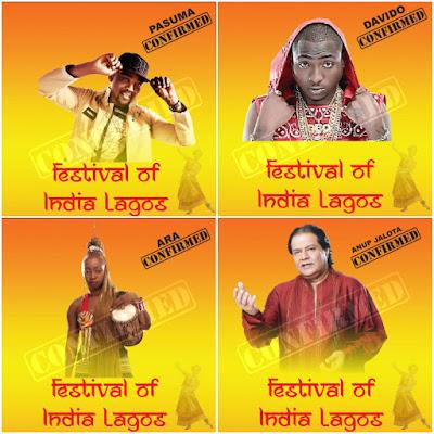 festival of india lagos nigeria