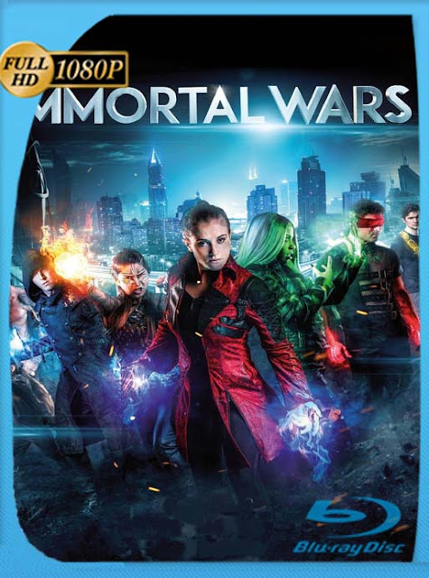 The Immortal Wars (2017) HD [1080p] Latino [GoogleDrive] SilvestreHD