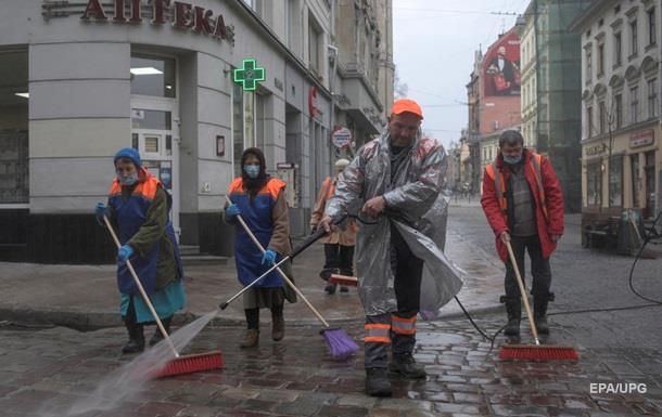 В Україні за день більш як 80 підозр на COVID-19