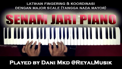 Latihan Dasar Piano Keyboard