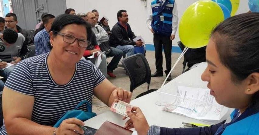 VENEZOLANOS EN PERÚ: Ciudadanos extranjeros podrán tramitar PTP en Lima Norte y Lima Sur - www.migraciones.gob.pe