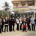 GANN Muratara Bersama Dinkes Bagi Masker Gratis
