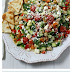 MIDDLE EASTERN CHICKPEA SALAD RECIPE