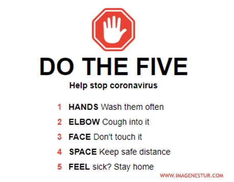 coronavirus tips & be safe from coronavirus quotes
