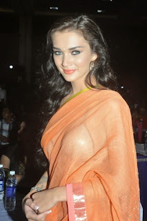 A few of Amy Jackson's private pictures leaked.