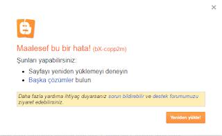 Maalefef Bu Bir Hata bX-copp2m Blogger