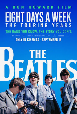 The Beatles: Eight Days A Week The Touring Years 2016 DVD R1 NTSC Sub