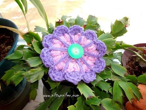 Niftynnifer's Crochet & Crafts: Free Crochet Pattern ...
