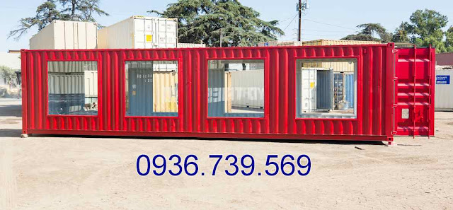 container 40 feet thái bình