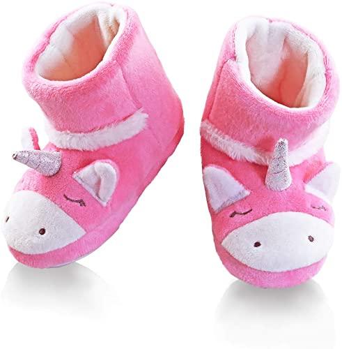70% off Kid Unicorn Boot Slippers-2-ks18-942