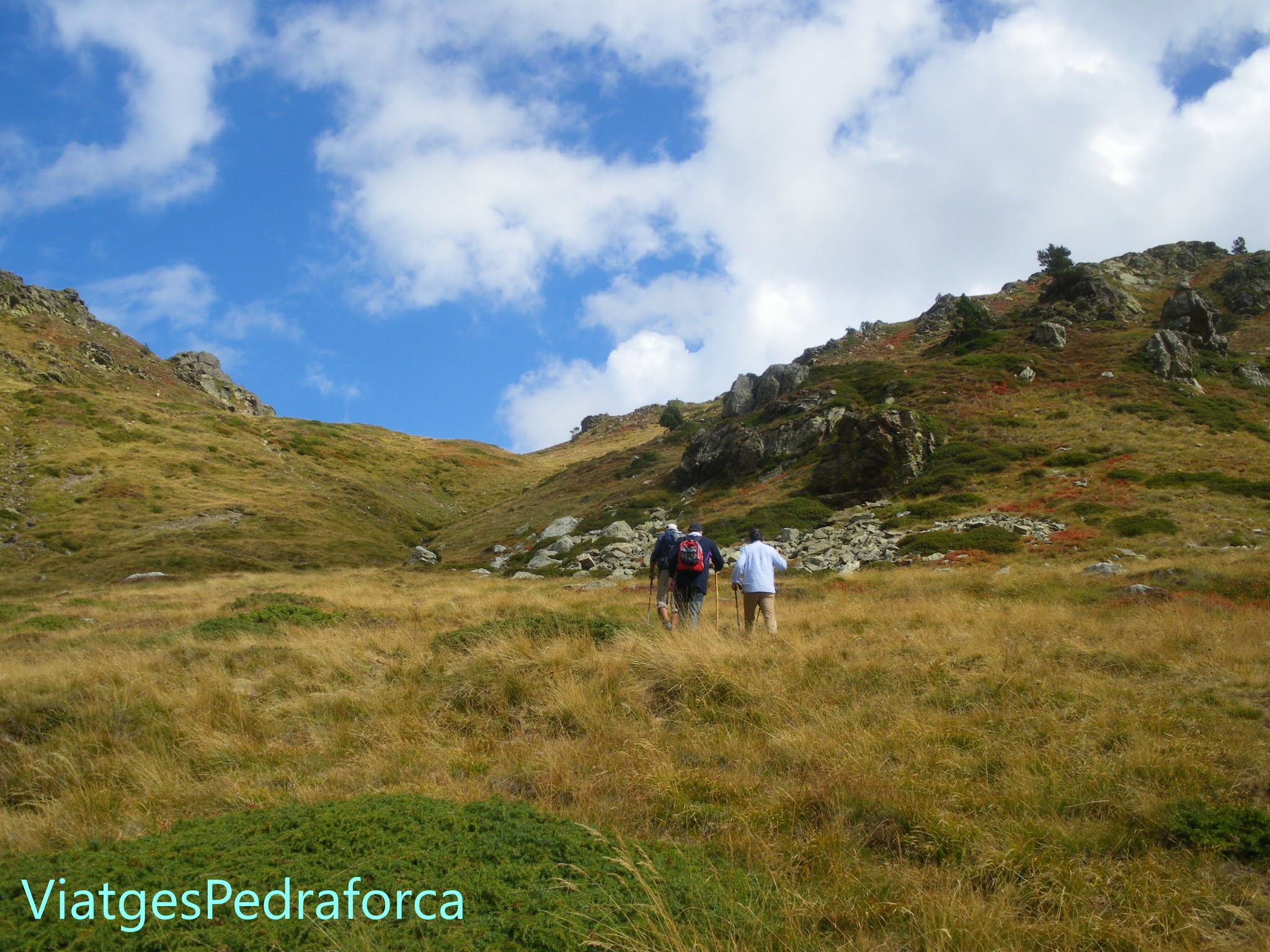 Rutes senderistes per Andorra, Pirineus