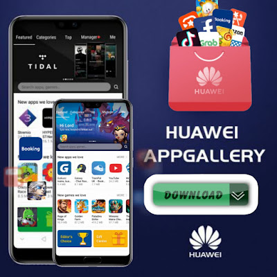 App Gallery Huawei download
