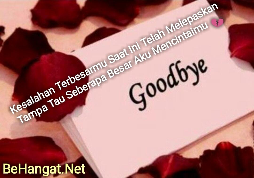 Contoh Surat Putus Cinta Untuk Sang Kekasih atau Pacar - BeHangat.Net