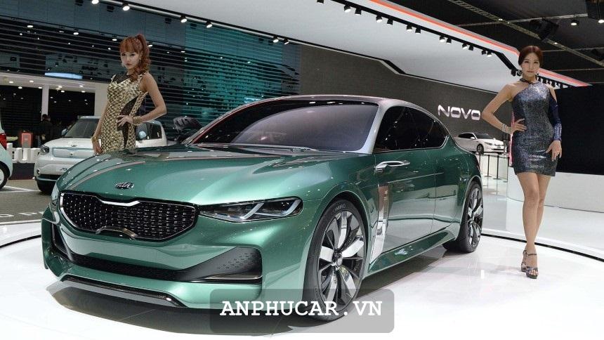 đanh Gia Chi Tiết Về Kia Quoris 2020 Mẫu Sedan Cao Cấp Của Kia