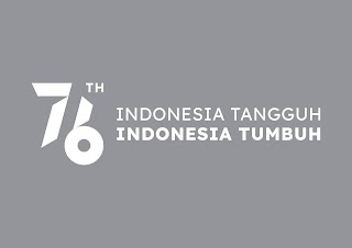 logo resmi hut ri ke 76