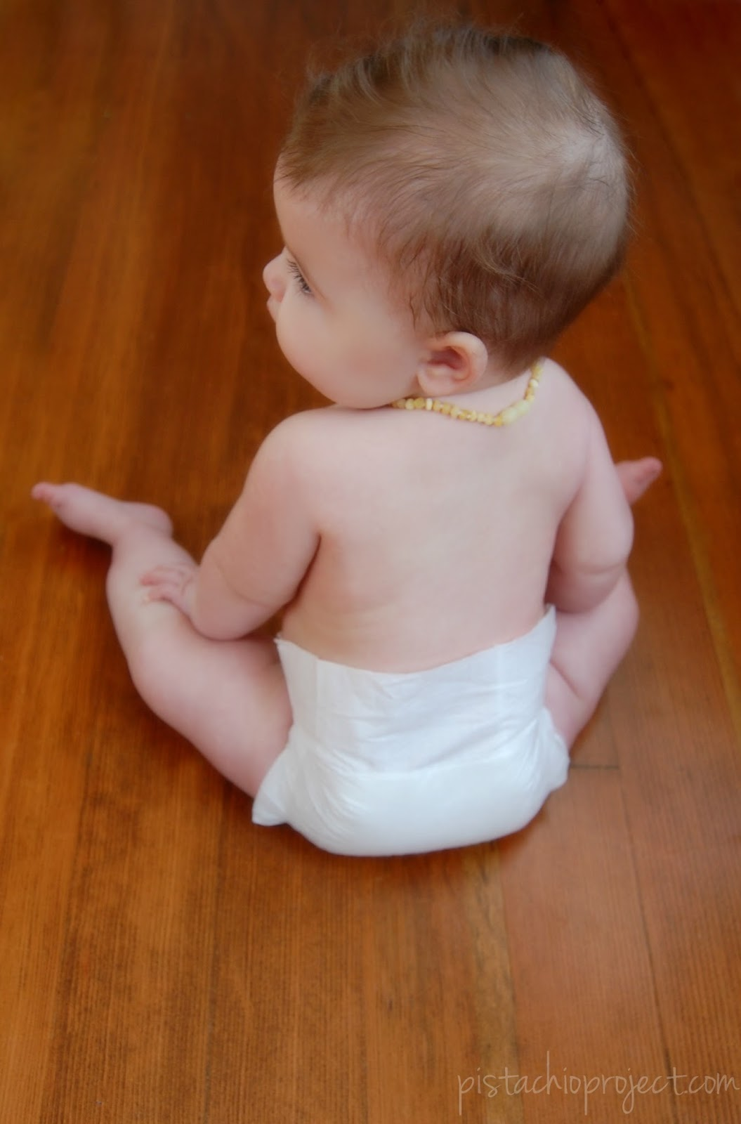 Eco disposable diapers