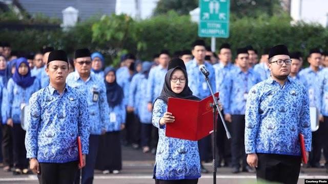 Presiden Jokowi Teken Aturan Baru, PNS Yang Tak Bisa Netral Saat Pemilu Bisa di Pecat