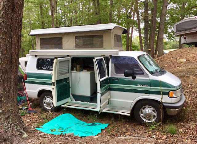 Van Life Camping