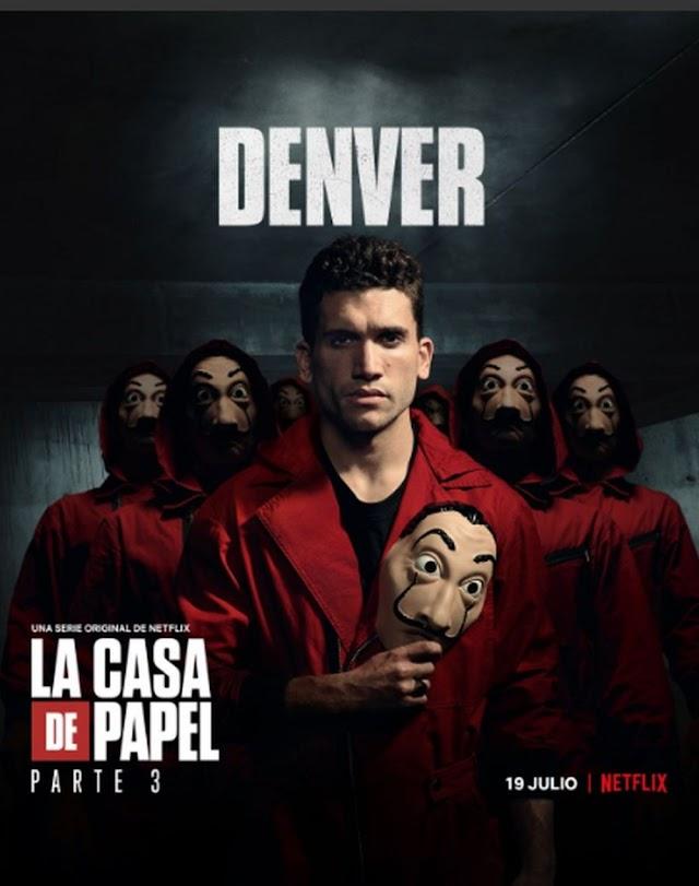 La casa de papel – 3ª Temporada Completa Torrent – 2019 Dual Áudio (WEB-DL) 720p e 1080p – Baixar