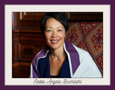 Rabbi Angela Buchdahl