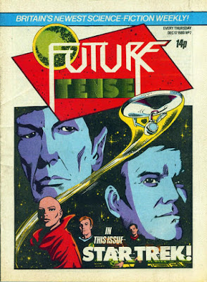 Future Tense #7, Star Trek
