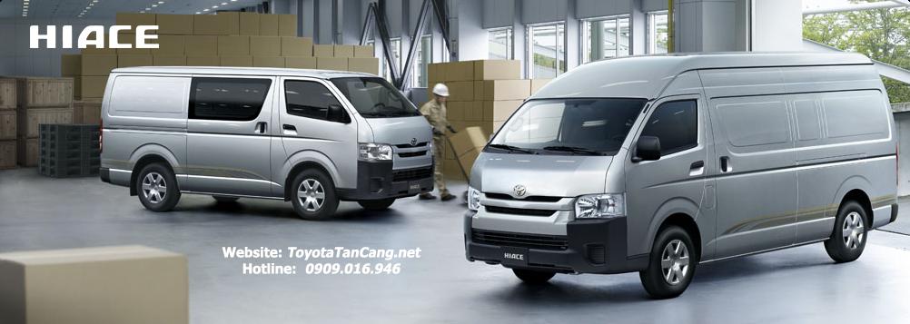 """Đánh giá Toyota Hiace 2015 – """"Con át chủ bài"""" để kiếm tiền dễ hơn"""