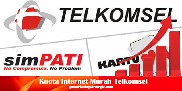 Paket Kuota Internet Murah Telkomsel sakti Terbaru