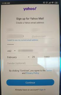 cara membuat email perusahaan