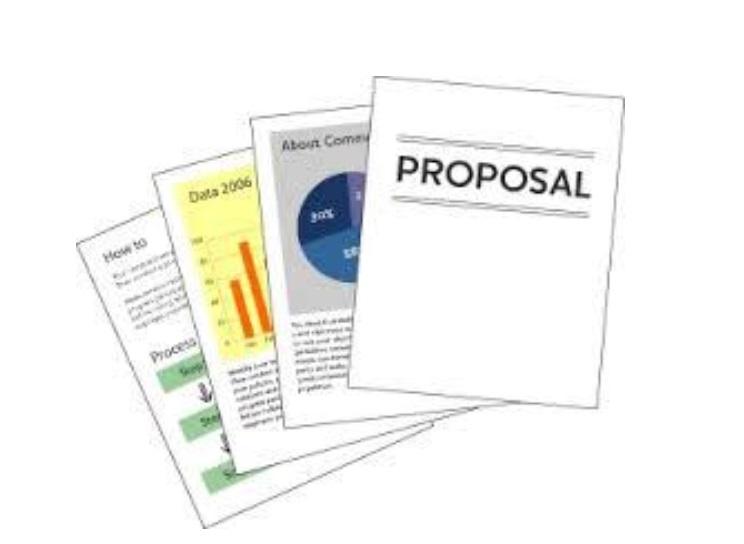 Contoh Proposal Kegiatan Lengkap Semua Contoh