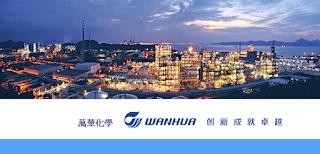 중국주식 SSE:600309 만화화학 주가 차트 萬華化學 Wanhua Chemical