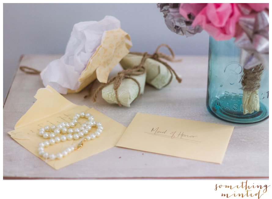 Photographing Wedding Day Details with Something Minted Photography