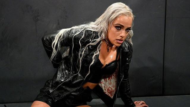 Liv Morgan egy Live Eventen mutatta be az új ring öltözékét – fotók