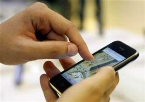 Menggunakan Ponsel di Tempat-tempat Khusus