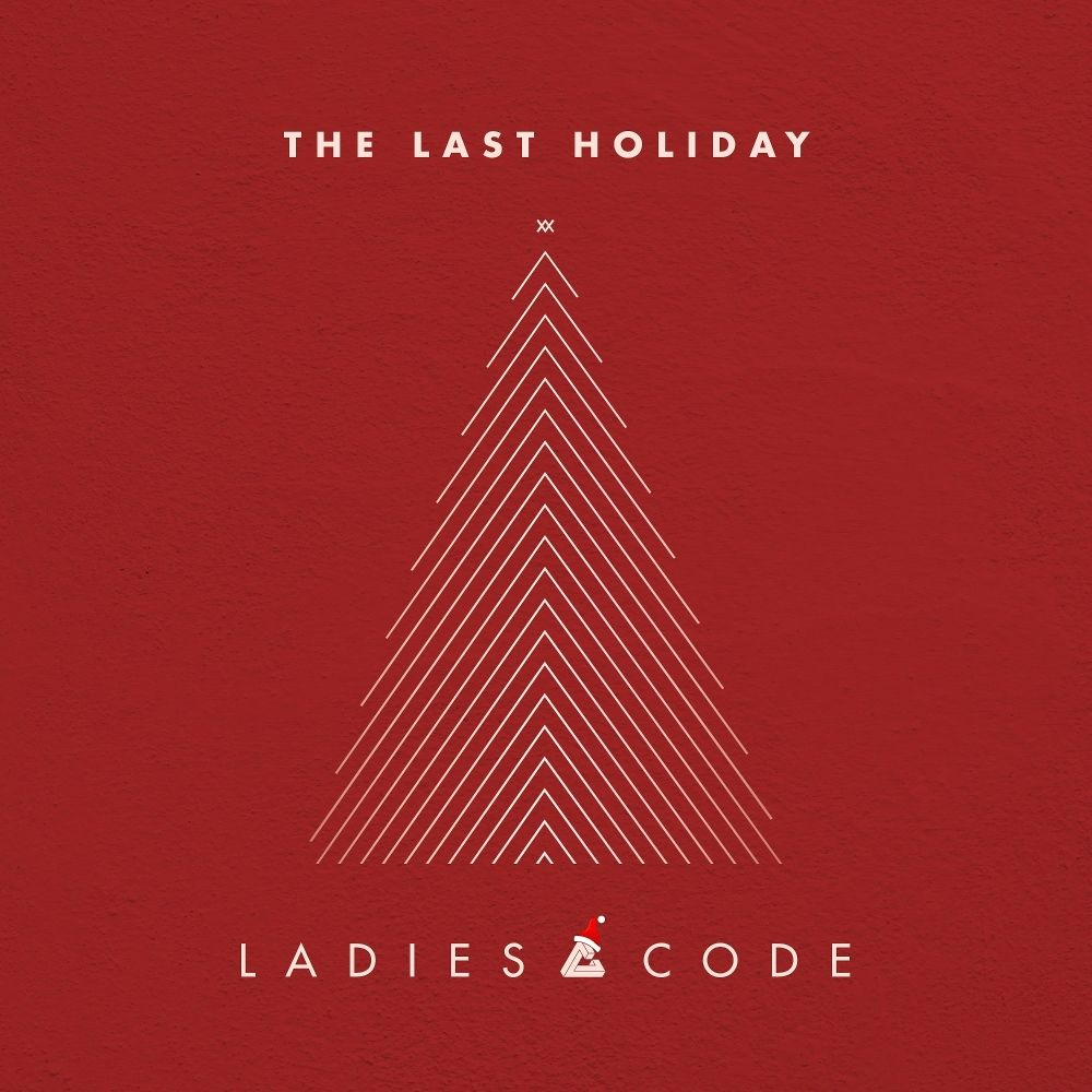LADIES' CODE – The Last Holiday – Single