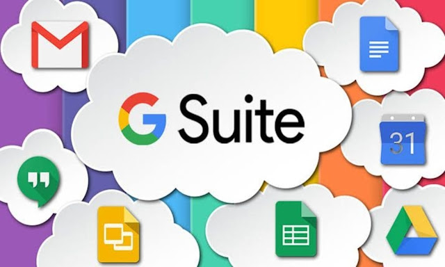 G Suite Berbagai Platform Yang Sangat Membantu Keseharian Anda