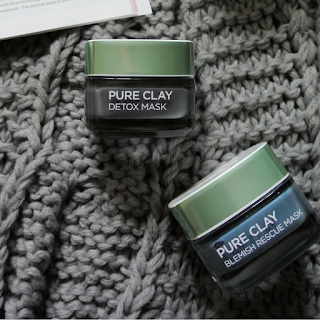 L'Oreal Pure Clay Detox Mask Review victoriabellxo