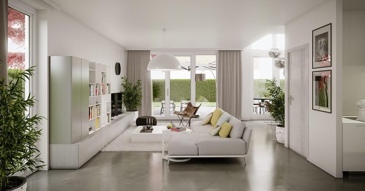 5 Wohnzimmer, Die Stilvolle Moderne Designtrends Zu