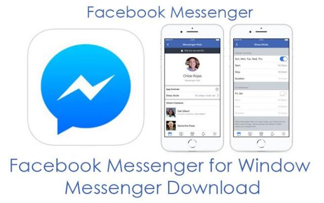 Facebook download messenger Get Messenger