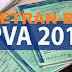 Veículos do estado da Bahia com placa de final 9 têm desconto de 5% no IPVA até o dia 28 de agosto