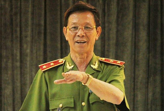 Đường dây đánh bạc nghìn tỷ: Cựu Trung tướng Phan Văn Vĩnh nhận sai - ảnh 1