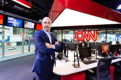 Douglas Tavolaro, CEO e sócio-fundador da CNN Brasil - Divulgação