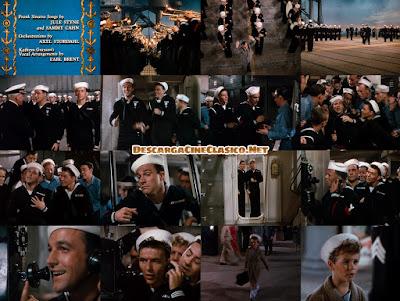 Levando anclas (1945) Anchors Aweigh / Capturas