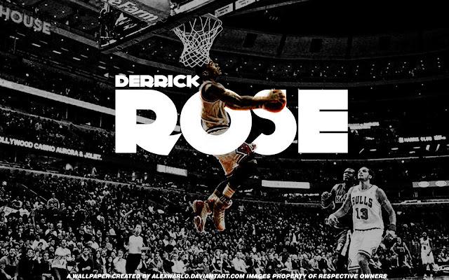 Best-Wallpaper-of-Derrick-Rose-4K