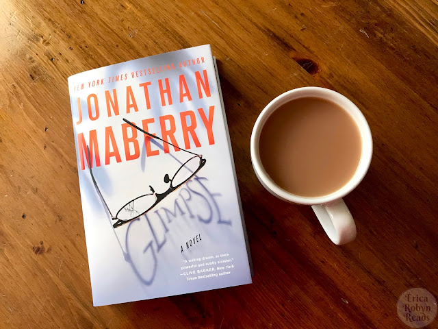 Book Review of Glimpse by Jonathan Maberry