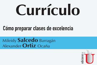 CURRÍCULO, CÓMO PREPARAR CLASES DE EXCELENCIA